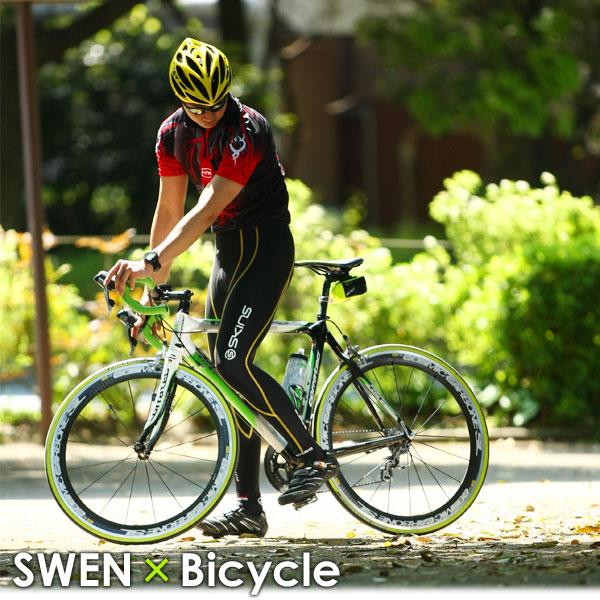 Bicycle スウェンの自転車紹介